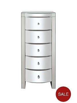 curved-mirror-narrow-chest-of-5-drawers