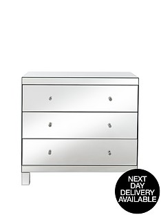 parisian-ready-assembled-mirrored-wide-chest-of-3-drawers-next-day-delivery