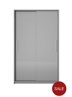 prague-high-gloss-sliding-2-door-wardrobe
