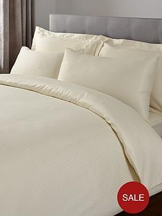 catherine-lansfield-satin-stripe-duvet-cover-set
