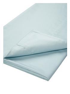 dorma-cotton-sateen-plain-dyed-flat-sheet