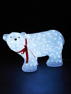 outdoor-light-up-polar-bear