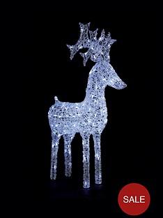 standing-white-outdoor-reindeer
