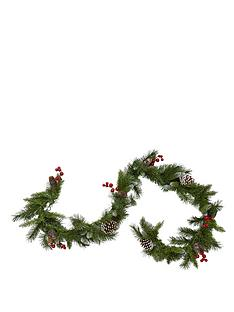 christmas-garland-with-cones-and-berries-180-cm