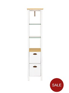classic-tall-bathroom-storage-unit-with-2-shelves