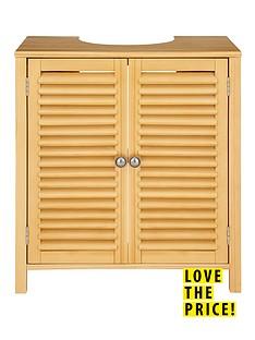 louvred-2-door-storage-unit-cabinet