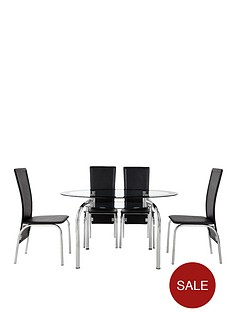 varezze-130-cm-dining-table-4-chairs