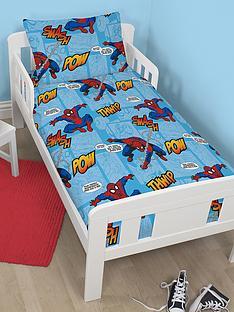 spiderman-ultimate-toddler-bed-bundle