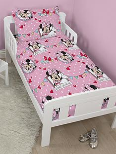 minnie-mouse-cafe-toddler-bed-bundle