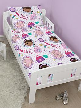 Doc McStuffins Hugs Toddler Bed Bundle