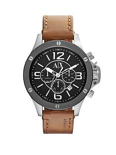 armani-exchange-black-dial-and-tan-leather-strap-mens-watch