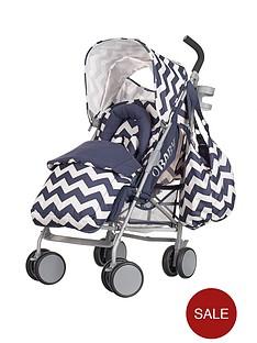 obaby-metis-plus-stroller-bundle-zigzag-navy