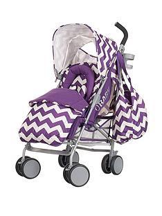 obaby-metis-plus-stroller-bundle-zigzag-purple
