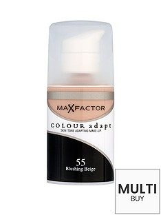 max-factor-colour-adapt-foundation-free-mx-factor-cosmetics-bag