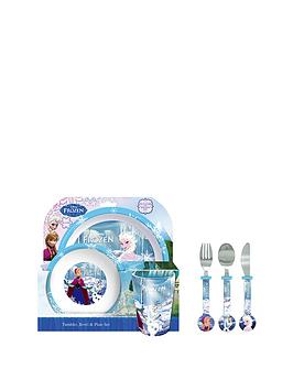 disney-frozen-dining-set