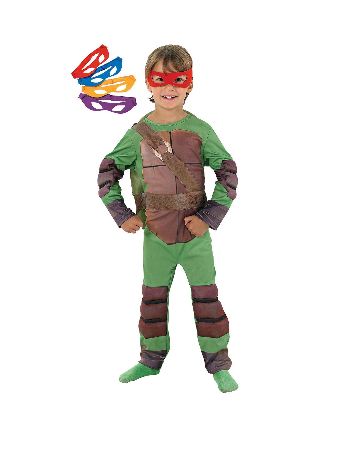 Teenage Mutant Ninja Turtles Deluxe - Childs Costume