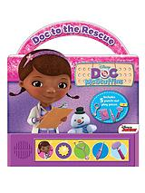 - Doc to the Rescue (Little Handle Book) - Hardback