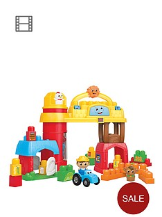 megabloks-first-builders-bobby-barn-musical-farm