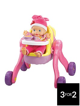 little-love-vtech-grow-with-me-3-in-1-dolls-pushchair