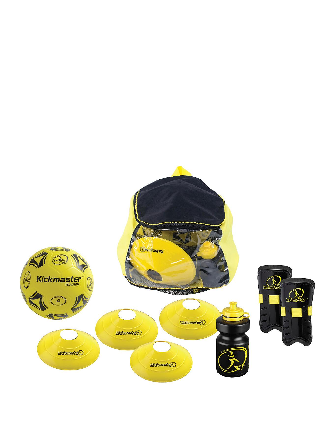 Kickmaster Back Pack Training Set