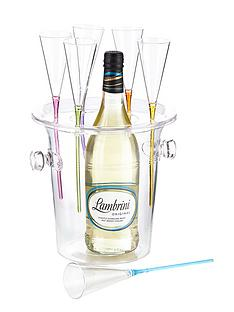 sparkling-wine-champagne-bucket-and-flutes