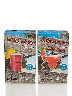 strawberry-daiquri-and-woo-woo-cocktail-selection