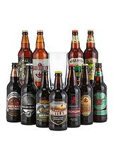 Real Ale Lovers Selection - with Free Pint Glass