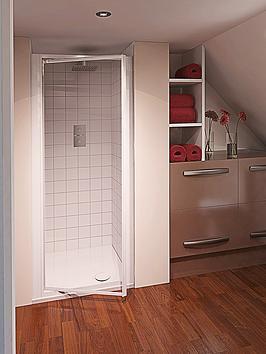 aqualux-aqua-4-pivot-shower-door-clear