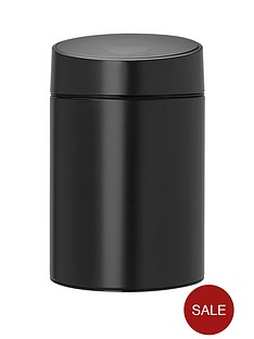 black-5-litre-slide-bin