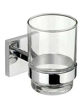 croydex-chester-tumbler-and-holder