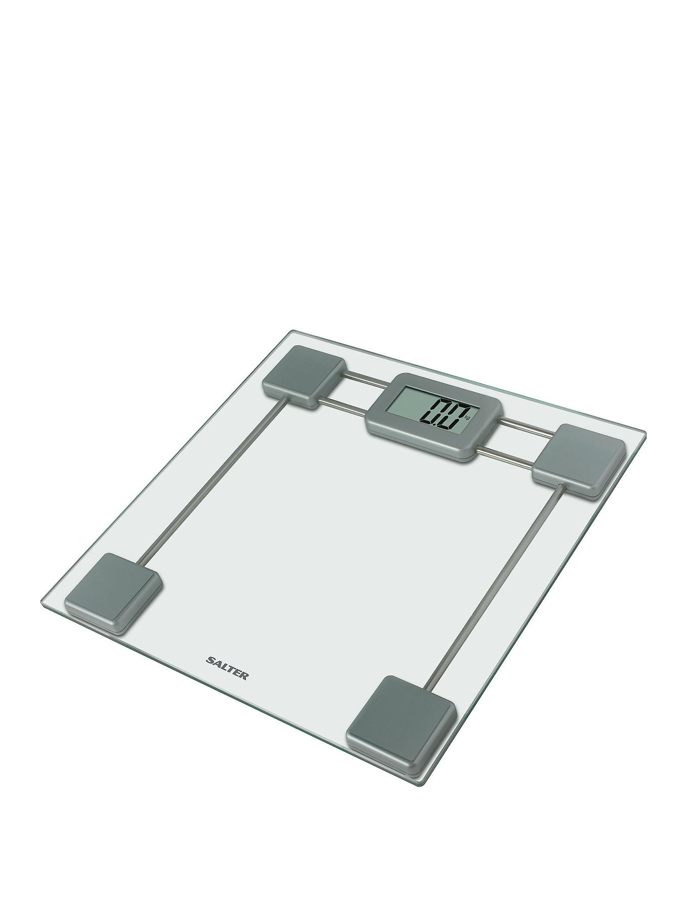 Salter Glass Electronic Scales
