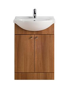 550mm-vanity-unit-walnut