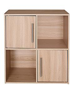 metro-2-door-2-shelf-storage-unit