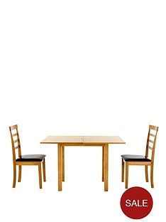 maine-flip-top-dining-table-2-chairs