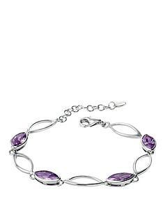 fiorelli-purple-cubic-zirconia-marquise-bracelet