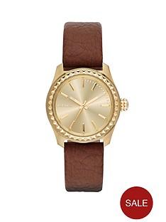 diesel-kray-kray-38-gold-face-brown-leather-strap-ladies-watch