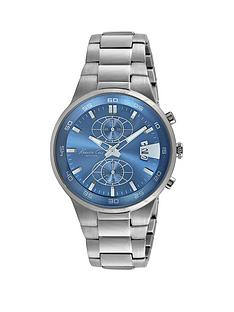 kenneth-cole-blue-chronograph-dial-with-stainless-steel-bracelet-mens-watch