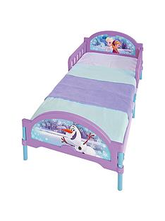 disney-frozen-toddler-bed