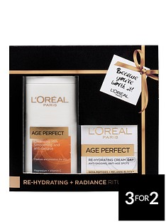 loreal-rehydrating-and-radiance-gift-set-age-perfect