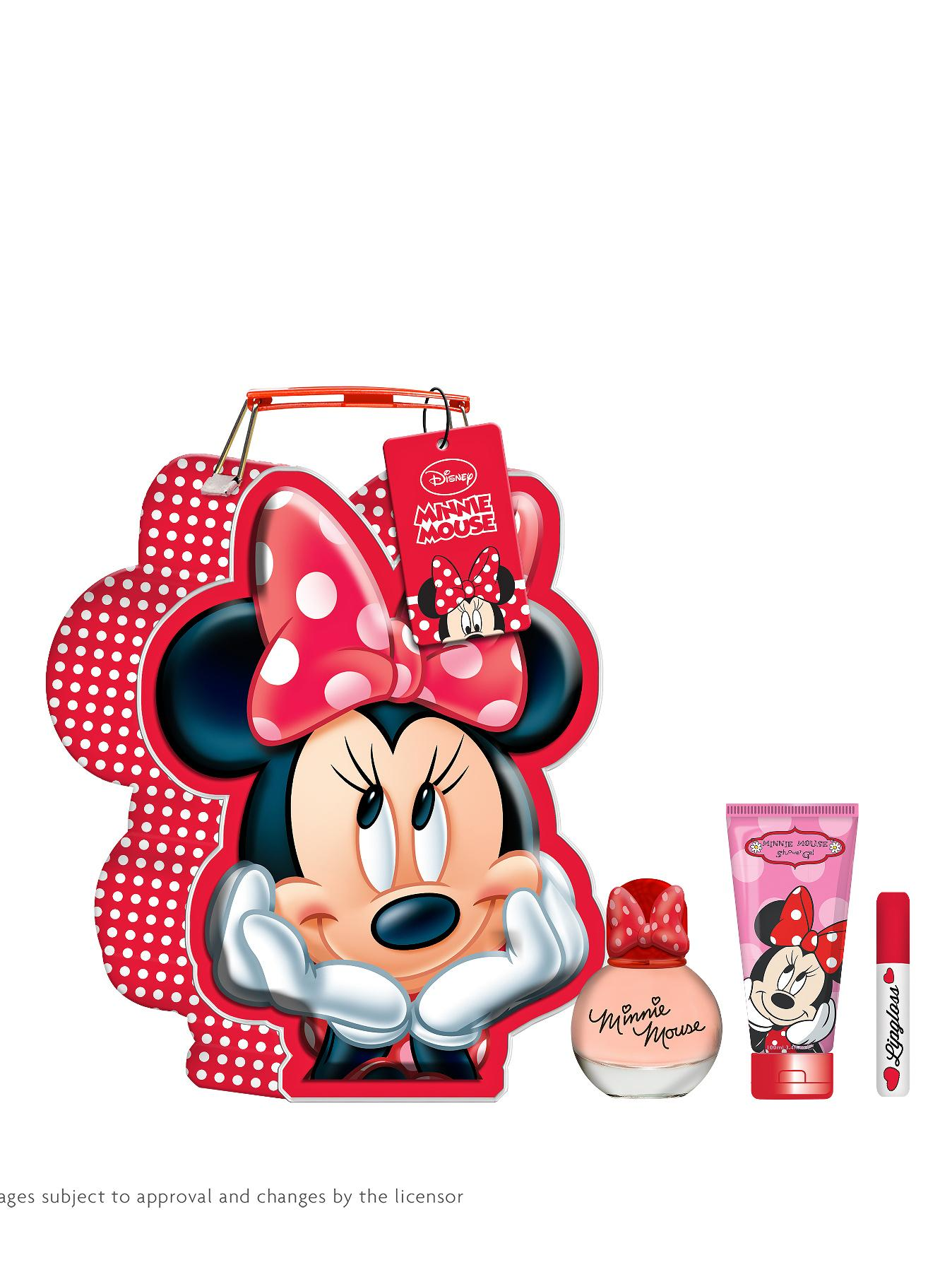 Disney Minnie Mouse Tin Set