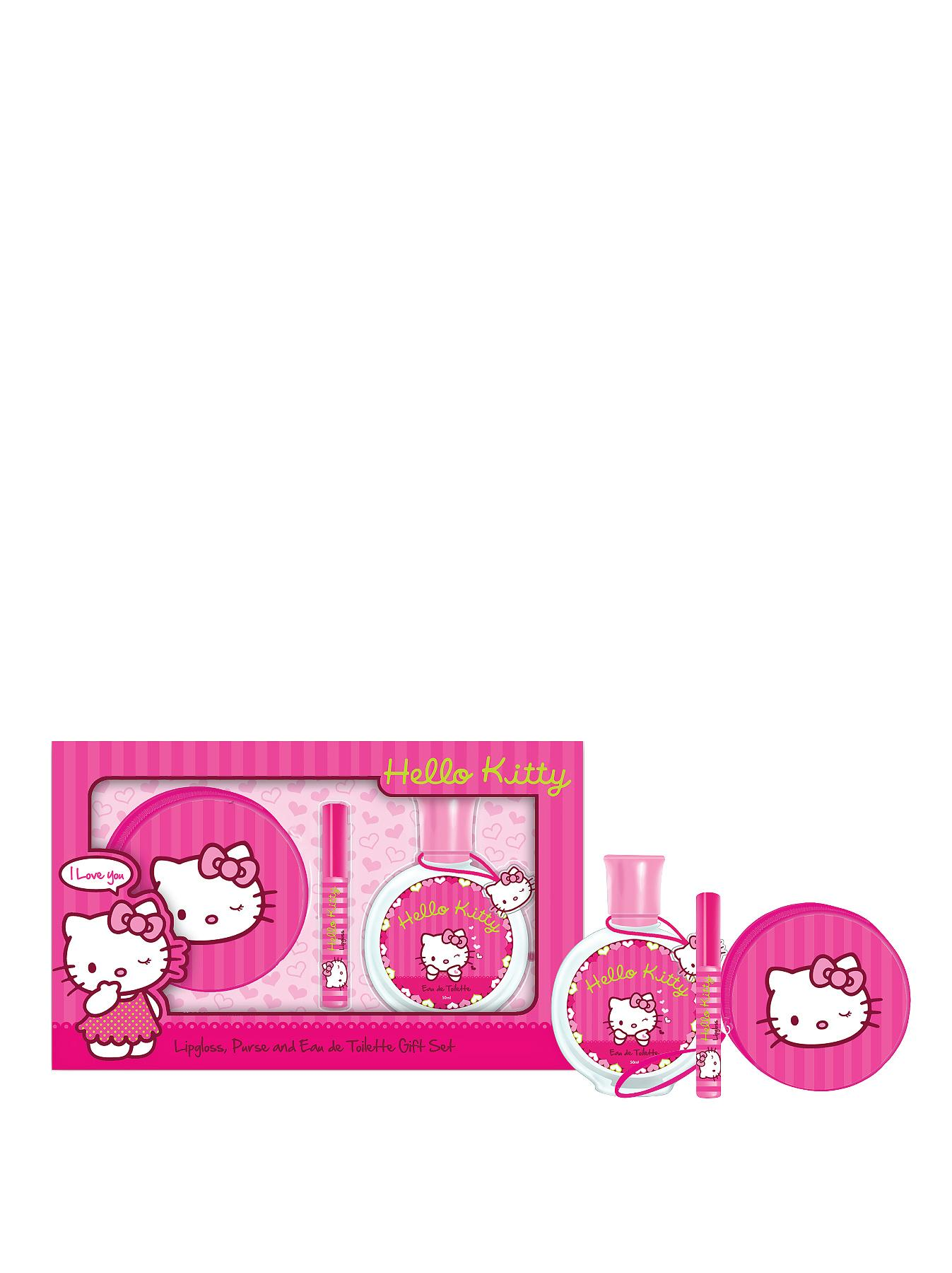 Hello Kitty Fragrance and Purse Gift Set