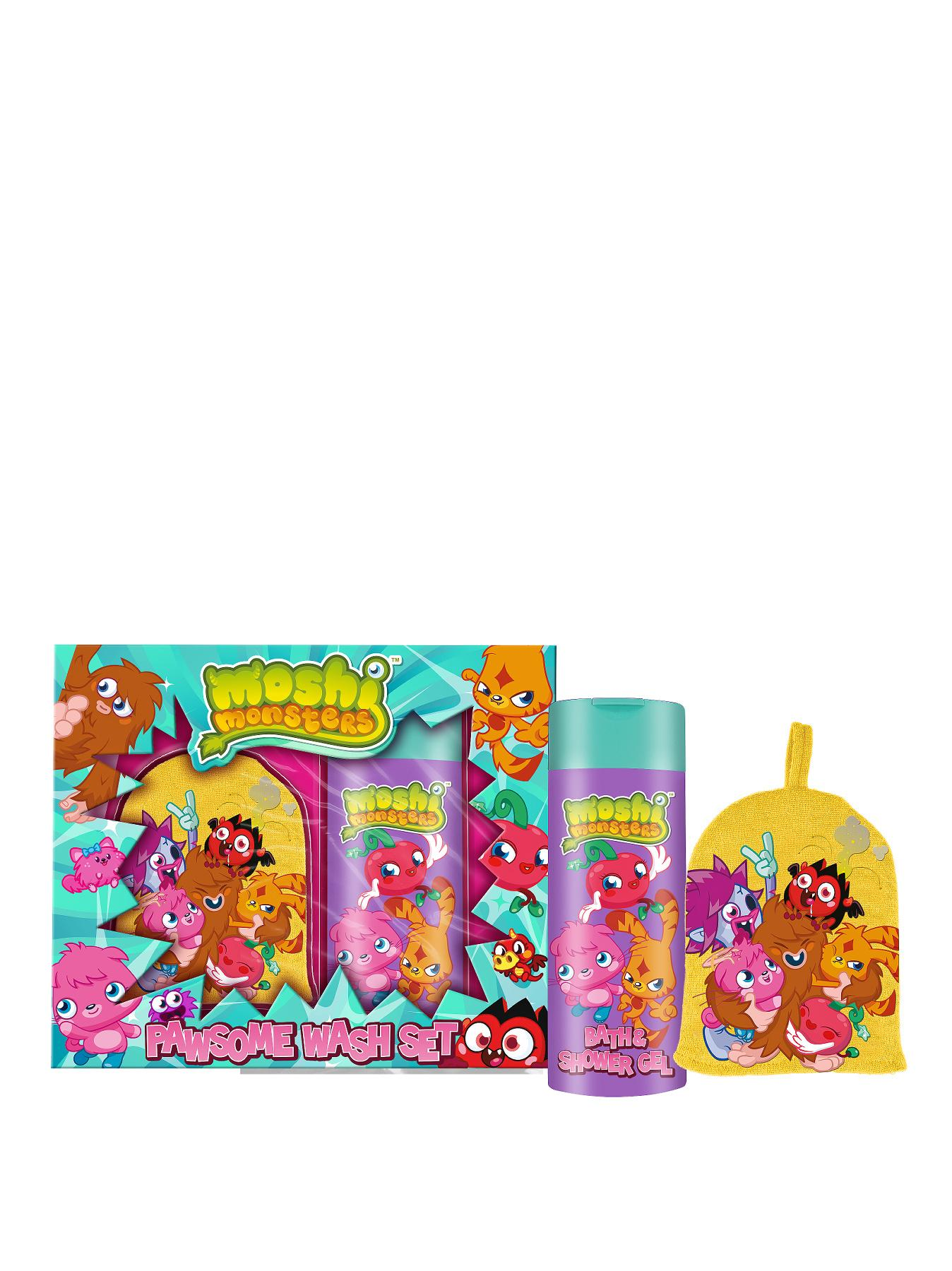 Moshi Monsters Pawsome Wash Gift Set