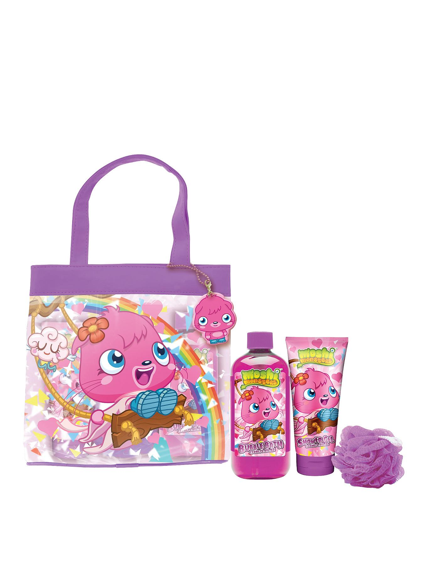 Moshi Monsters Poppet Tote Bag Set