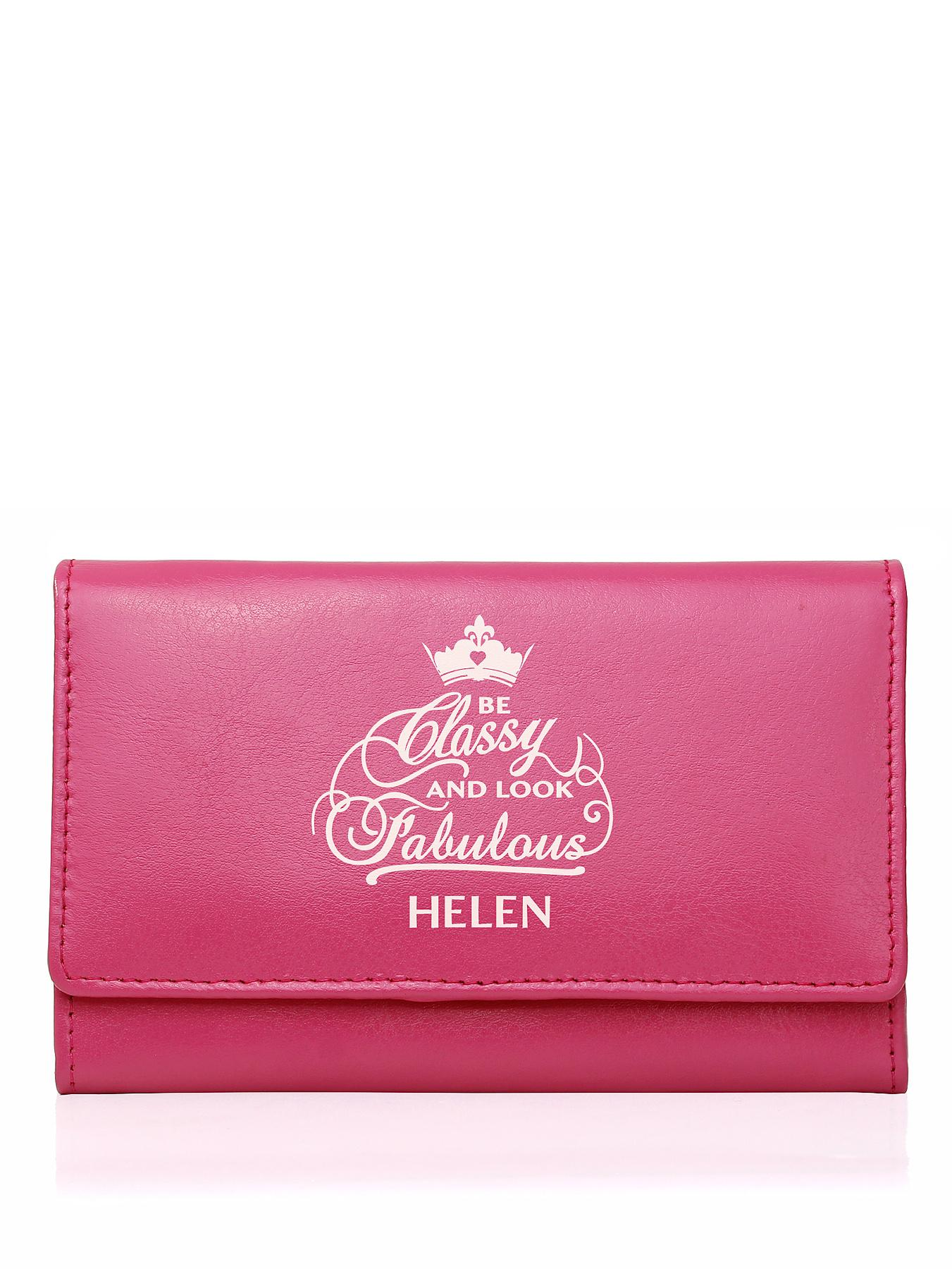 Personalised Classy and Fabulous Purse