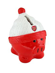 arsenal-beanie-piggy-bank