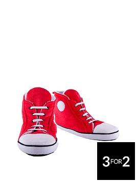 mens-baseball-boots-slippers