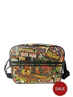marvel-black-messenger-bag
