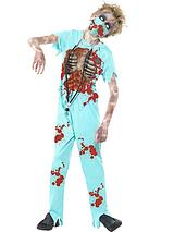 Halloween Boys Zombie Surgeon - Child Costume