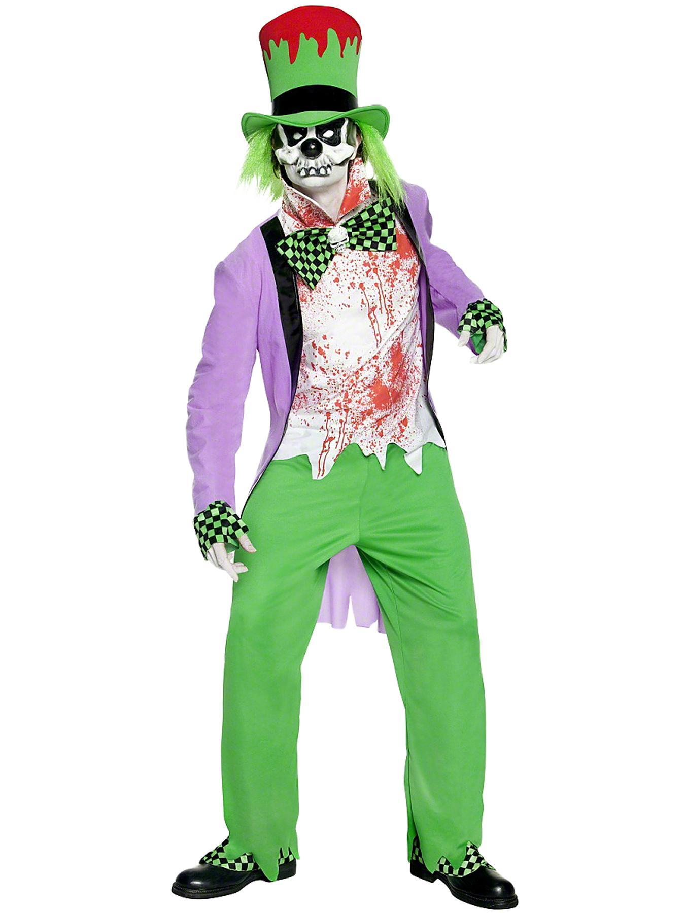 Halloween Bad Hatter - Adult Costume