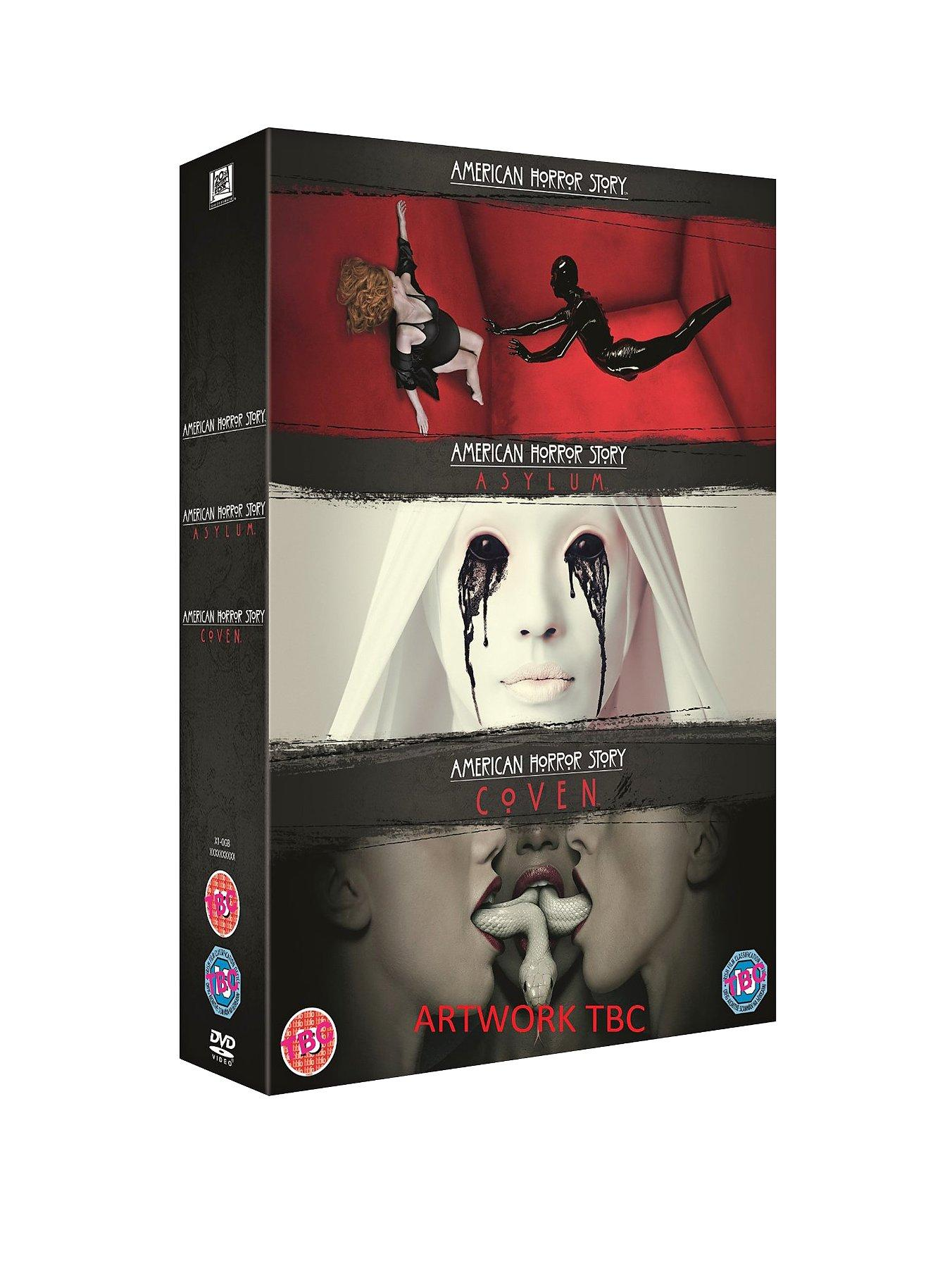 American Horror Story - Seasons 1-3 DVD Boxset